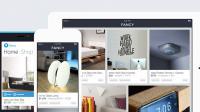 Fancy mêle les fonctionnalités d'un réseau social à celles d'une boutique en ligne.