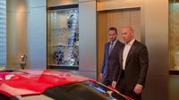 """Vin Diesel et Paul Walker dans """"Fast & Furious 7"""" de James Wan."""