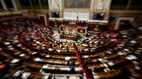 L'Assemblée nationale le 12 mars 2019 [Lionel BONAVENTURE / AFP/Archives]