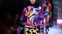 Défilé de la maison Prada à la Fashion week de Milan, le 17 juin 2018  [MIGUEL MEDINA / AFP]