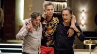 """Daniel Auteuil, Thierry Lhermitte et Richard Berry dans le film tiré de la pièce éponyme """"Nos femmes""""."""