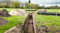 Le chantier du pipeline