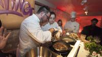 Les festivaliers découvriront les plats signatures des chefs sur leurs stands.