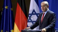 Le Premier ministre israélien Benjamin Netanyanhu lors d'une conférence de presse, le 21 octobre 2015 à Berlin [TOBIAS SCHWARZ / AFP]