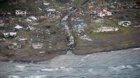 Les îles Fidji, qui président la COP23, ont été dévastées en 2016 par le cyclone Winston.
