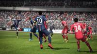 Les graphismes sur Fifa 15 sont une nouvelle fois très proches de la réalité.