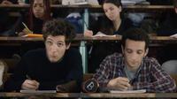 Vincent Lacoste et William Lebghil interprètent des étudiants en première année de médecine dans le film de Thomas Lilti.