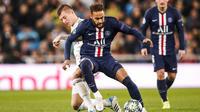 Neymar et les Parisiens sont assurés de terminer en tête de leur groupe devant le Real Madrid.