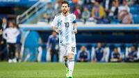 Lionel Messi et les Argentins pourraient être les adversaires des Bleus en 8es de finale.