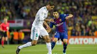 Le Real Madrid de Raphaël Varane est en pleine crise avant d'affronter le Barcelone de Luis Suarez au Camp Nou.