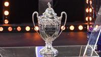Seize clubs sont encore en lice pour tenter de soulever la Coupe de France en mai prochain.