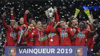 Tenant du titre, Rennes recevra Amiens dans un des deux affiches entre Ligue 1.