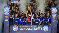 Strasbourg entamera la défense de sa Coupe de la Ligue sur la pelouse de Nantes.