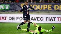 Kylian Mbappé et les Parisiens ont rapidement fait la différence.