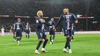 Neymar et Kylian Mbappé ont largement contribué à la qualification du PSG pour les demi-finales.