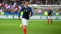 Antoine Griezmann n'a plus marqué en équipe de France depuis le mois de juin.