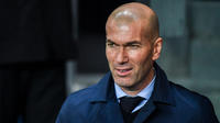 Zinedine Zidane a remporté trois Ligues des champions consécutives avec le Real Madrid.