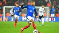 Kylian Mbappé incarne la jeunesse talentueuse des Bleus.