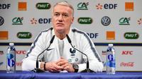 Didier Deschamps est confronté à plusieurs absences de joueurs majeurs.