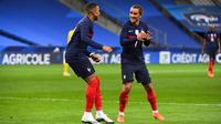 Les coéquipiers d'Antoine Girezmann et Kylian Mbappé feront leur entrée dans la compétition contre l'Allemagne.