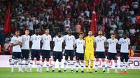 L'hymne français avait été copieusement sifflé au match aller.