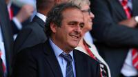 Michel Platini avait été suspendu quatre ans de toute activité liée au football.