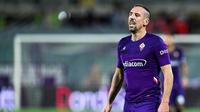 En fin de contrat avec le Bayern Munich, Franck Ribéry a signé cet été avec la Fiorentina.