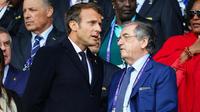 Emmanuel Macron avait lancé un appel au calme entre Noël Le Graët et Roxana Maracineanu.