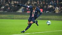 Kylian Mbappé a ouvert le score d'une magnifique talonnade.