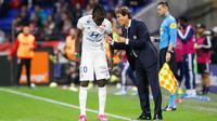 Désormais sur le banc de Lyon, Rudi Garcia va retrouver Marseille et le Vélodrome.