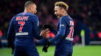 Kylian Mbappé et Neymar seront les principales menaces du PSG à Bordeaux.