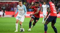 Florian Thauvin et les Marseillais reçoivent le Losc, qui s'était largement imposé au match aller (3-0).