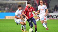 Avant sa demi-finale en Ligue Europa, l'OM, qui vise le podium, reçoit Lille, qui lutte pour son maintien en Ligue 1.