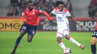 Le choc entre Lyon et Lille pourrait être décisive dans la lutte pour la deuxième place.