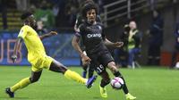 Battus à Nantes, Luiz Gustavo et les Marseillais se sont déjà inclinés à dix reprises depuis le début de la saison.