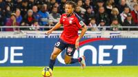 Loïc Rémy et les Lillois sont assurés de jouer la Ligue des champions la saison prochaine.