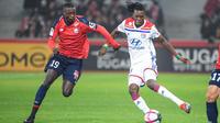 La confrontation entre Lille et Lyon début mai pourrait s'avérer décisive.
