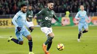Au match aller, Saint-Etienne et Rémy Cabella avaient renversé Marseille (2-1).
