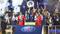 Le club de la capitale pourrait égaler la performance réalisée sous l'ère Laurent Blanc en 2016.