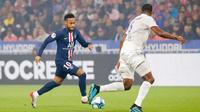 Neymar a encore permis au PSG de s'imposer en fin de rencontre.