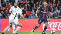 Vainqueur à l'aller (4-0), le PSG retrouve Saint-Etienne à Geoffroy-Guichard.
