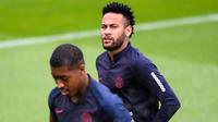 Neymar n'a plus porté le maillot du PSG depuis le 11 mai dernier.