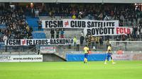 Les supporters sochaliens sont remontés contre les actionnaires et les gestionnaires du club.