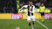 Cristiano Ronaldo fait son retour dans le groupe de la Juventus.