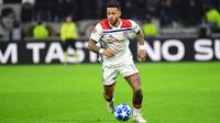 Memphis Depay et les Lyonnais seront privés de Nabil Fekir (suspendu).