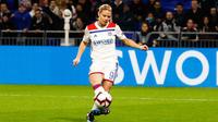 Eugénie Le Sommer avait ouvert le score au match aller.