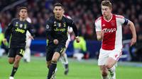 La Juventus et l'Ajax ont fait match nul à l'aller à Amsterdam (1-1).