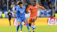 Tanguy Ndombele et les Lyonnais avaient concédé l'égalisation dans les dernières minutes au match aller (3-3)
