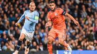 Nabil Fekir et les Lyonnais peuvent décrocher leur qualification pour les huitièmes de finale en cas de victoire contre Manchester City.