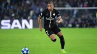 Les espoirs offensifs du PSG reposeront sur les épaules de Kylian Mbappé.